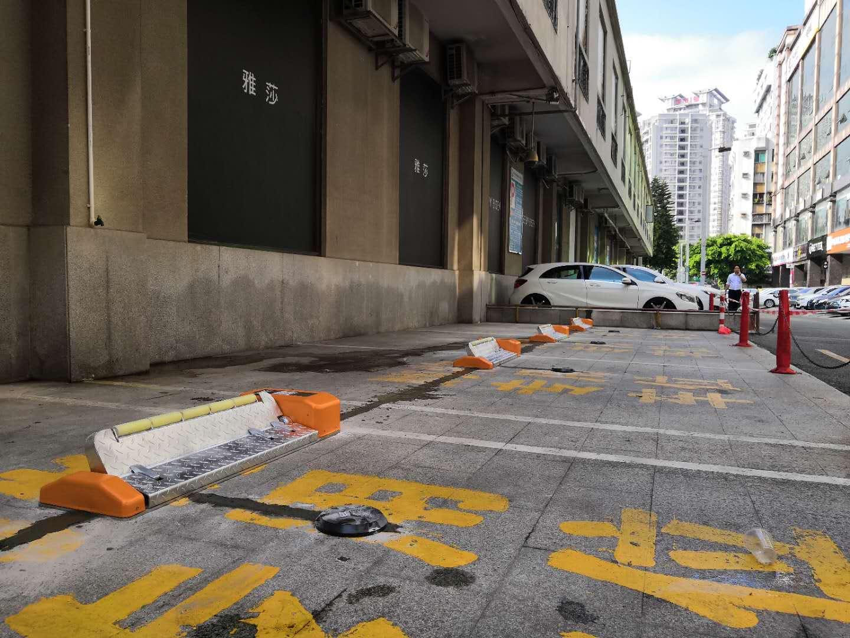 酒店管理中关于停车位管理解决方案