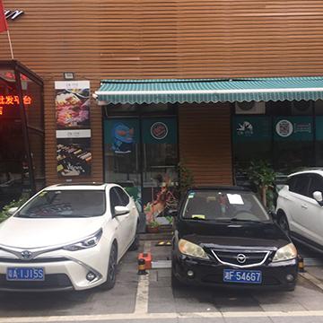 番禺广场停车位无人化管理收费解决方案